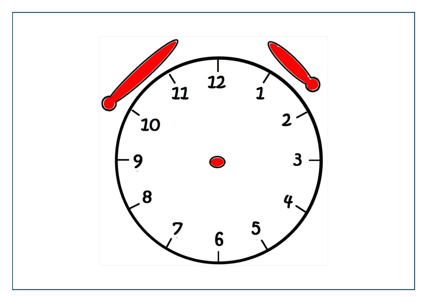 Die Zeit/ the time    Practice telling the time in German! Move the hands and let your students read the time. Say the hour and then the minutes. Say the word 'Uhr'(time)between… Continue